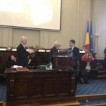 Ion Dumitrel a fost premiat de Academia Româna pentru susținerea culturii românești