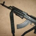 Un AK-47 fabricat la Cugir l-a băgat în închisoare pe un membru al unei bande din Gulfport, U.S.A.