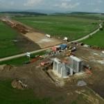 Aproximativ 160 de milioane de euro sunt prevăzuți în bugetul de stat pe 2013, pentru autostrada Orăştie-Sibiu