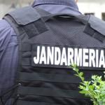 Scandalagiu potolit de jandarmi în piața agro-alimentară din Cugir