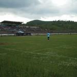 """Moarte înceată dar sigură pentru baza sportivă """"Parc"""" din Cugir…"""