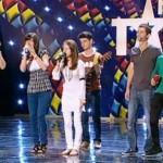 """Trupa Maria din Sebeş la """"Românii au talent"""" a ridicat sala în picioare"""