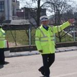 Poliţiştii Serviciului Rutier Alba au organizat o acţiune de prevenire a accidentelor rutiere în Cugir și Sebeș