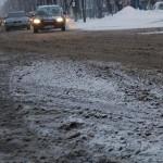 CNADNR anunță că în județul Alba se circulă în condiţii de iarnă și nu sunt drumuri blocate din cauza zăpezii