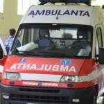 O tânără din Cugir a căzut dintr-un autoturism aflat în mers pe raza comunei Ighiu