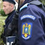 Cerșetoare din județele Cluj si Bistrița Năsăud care cerșeau la Vinerea sancționate de jandarmi
