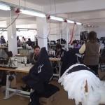 Parcul Industrial Cugir: o secție de croitorie şi-a închis porţile și 60 de femei au rămas fără locuri de muncă