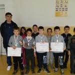 Atleţii de la Clubul Sportiv Orăşenesc Cugir au obținut un onorabil loc III la Campionatul Naţional de Cros de la Botoşani