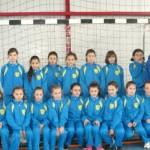 Reprezentativa de junioare V a CSO Cugir a câștigat turneul de la Hunedoara