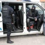Acţiune a poliţiştilor din Cugir, sprijinită de mascaţi