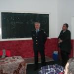 Astăzi la Cugir, elevii liceelor din localitate au primit ofertă pentru o carieră profesională în sistemul penitenciar
