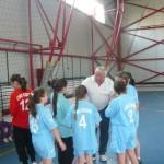 Turneul de handbal destinat junioarelor V a fost câștigat de CSO Cugir