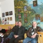 La Clubul Copiilor din Cugir s-a deschis o expoziție de icoane pictate pe sticlă