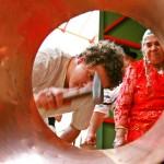 Grup de Lucru Local în Cugir pentru incluziunea cetățenilor de etnie romă