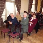 Vistian Blaga a fost reales presedintele Consiliului Director al Casei de Ajutor Reciproc a Pensionarilor din Cugir