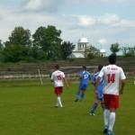 FC Cugir a învins CS Ocna Mureş cu scorul de 2-1