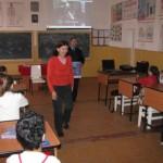 Proiect informativ – preventiv organizat miercuri de jandarmeria Alba la Cugir