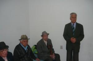 La Cugir veteranii si vaduvele de război au primit tichete gratuite de călătorie