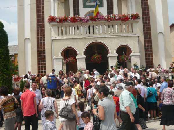 Biserica Adormirea Maicii Domnului Cugir