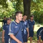 Lotul CSO Cugir a ajuns la Oradea în vederea meciului de baraj de mâine pentu promovarea în Liga a III-a