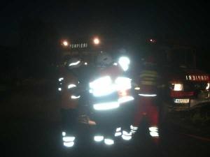 accident noaptea