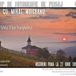 Tinerii din Cugir sunt invitați să participe la tabăra de fotografie de peisaj cu Mihai Moiceanu de la Găbud