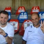 """Bogdan Petric: """"Totul trebuie luat pas cu pas, sperăm la Liga a III-a"""""""