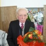 Veteranul de război Nicolae Bena, înmormântat cu onoruri militare