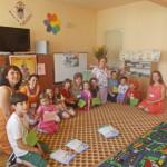"""La Grădinița """"Prichindel"""" din Cugir s-au deschis atelierele de vară """"Şotron"""""""