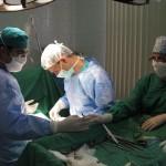 Peste 10 zece operații efectuate de noii medici chirurgi angajați la Spitalul Orășenesc din Cugir