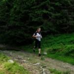 """Andrei Sovereşan din Cugir s-a clasat pe locul al III-lea al probei de 24 km – """"Zimbrii"""" din cadrul concursului """"Retezat Maraton 2013"""""""