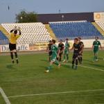 În meci amical disputat pe Stadionul Cetate din Alba Iulia, Metalurgistul Cugir – CSM Rm. Vâlcea: 0 – 4 (0 – 0)