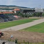 Stadionul CSO din Cugir se pregăteşte pentru omologare