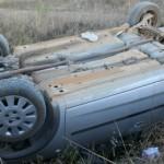 Accident rutier soldat cu rănirea unei persoane pe DN7, la Balomir