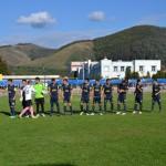 Metalurgistul Cugir a învins astăzi pe Sănătatea Cluj cu scorul de 1-0 (1-0)