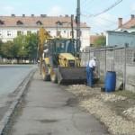 """Pregătiri pentru festivalul """"Toamna Cugireană"""" 2013"""
