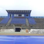 """A fost definitivat proiectul pentru copertina Stadionului """"Metalurgistul"""" Cugir"""