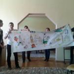 """De Ziua Europeană a Limbilor, elevii Şcolii Gimnaziale """"SINGIDAVA"""" Cugir, au fost """"Hai-hui prin Europa"""""""