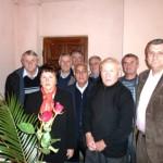 Inginerul Laurenţiu Duma – reconfirmat în funcţia de preşedinte al pensionarilor social-democraţi din Cugir