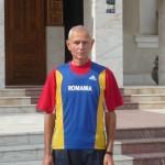 Atletul cugirean Vasile Hârjoc, premiat la Jocurile Balcanice de Atletism de la Salonic (Grecia)