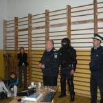 """Campania """"În siguranță, alături de jandarmi"""" a ajuns ieri și la Școala Gimnazială Nr. 1 din Cugir"""