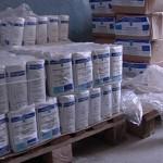 Circa 2000 de persoane defavorizate din Cugir își pot ridica ajutoarele alimentare subvenționate de Uniunea Europeană