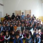 """""""Te vrem in siguranță"""" – Campanie de informare preventivă derulată de jandarmi la Cugir"""