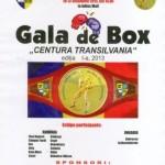 """Boxerii cugireni, pe podiumul Turneului Internațional """"Centura Transilvania"""""""