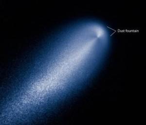 cometa ISON