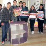 Jocurile pentru miniludoteci au ajuns la Alba Iulia, Sebeş şi Cugir
