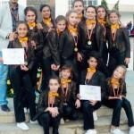 """""""Panterele Negre"""" din Cugir – pe primul loc la concursul naţional """"Fantezii de vară"""" de la Bârlad"""