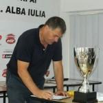 AJF Alba nu este de acord cu retragerea echipei FC Cugir din Liga a IV-a și a programat-o în etapa a XI-a !