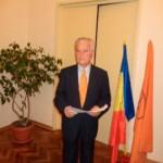 """Aurel Voicu, preşedintele """"PRO-Cugir'', a primit """"Medalia de Onoare a Oraşului Cugir"""""""