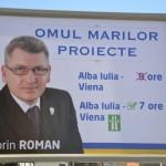 Să râdem cu şi de politicienii din Alba. Astăzi Florin Roman !